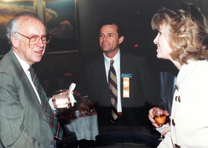 Watson, ABH & wife Barbara