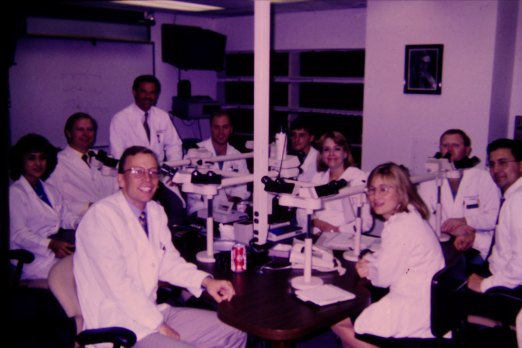 Multidisciplinary Breast Conference at the multi-headed microscope -- University of Oklahoma College of Medicine 1991